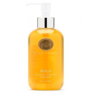 Niven Morgan Gold Hand Soap with Pump