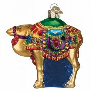 Magi's Camel Ornament