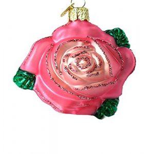 Rose - Bride's Ornament Collection