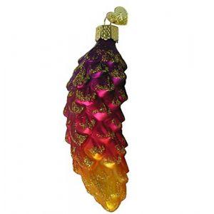 Pine Cone - Bride's Ornament Collection