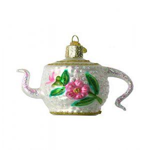 Teapot - Bride's Ornament Collection