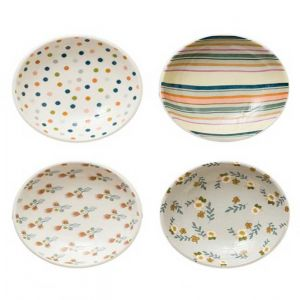 Assorted Round Trinket Trays
