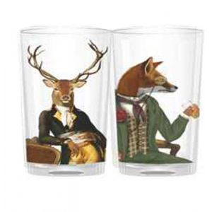 Lord Winston and Edward Drinking Glasses