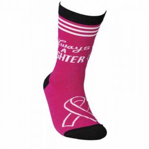 Always a Fighter - Socks