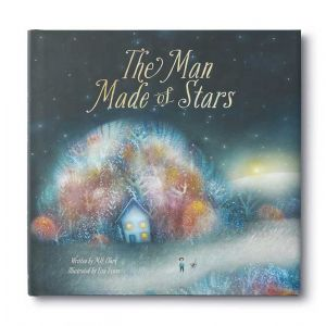 The Man Made of Stars Book