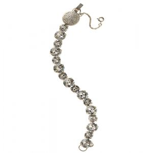 All the Best Clear Crystal Bracelet
