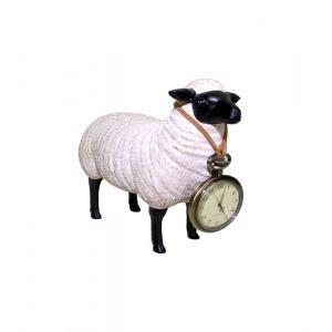 Ewe with Pocketwatch