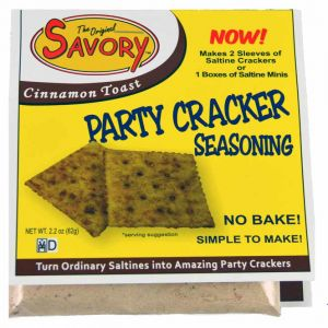 Cinnamon Toast Party Cracker Seasoning