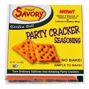 Garden Dill Cracker Seasoning