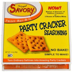 Sweet Bar-B-Q Cracker Seasoning