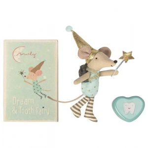 Big Brother Mouse Tooth Fairy with Tooth Box