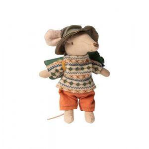 Big Brother Hiker Mouse with Sweater