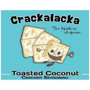 Toasted Coconut Cracker Seasoning