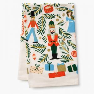 Nutcracker Tea Towel