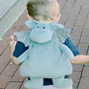 Dragon Toddler Backpack