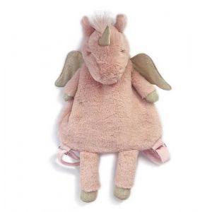 Uliana Unicorn Plush Toddler Backpack