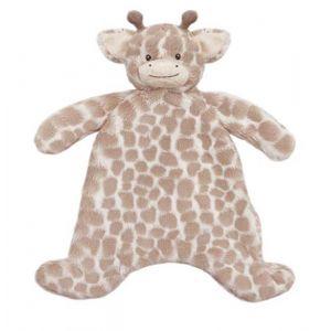 Gentry Giraffe Plush Security Blanket