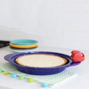 Fiesta Pie Plate