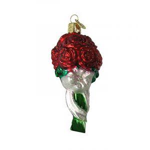 Flower Bouquet - Bride's Ornament Collection