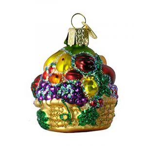 Fruit Basket - Bride's Ornament Collection