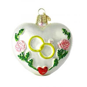 Heart - Bride's Ornament Collection