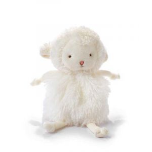 Roly Poly Kiddo White Lamb