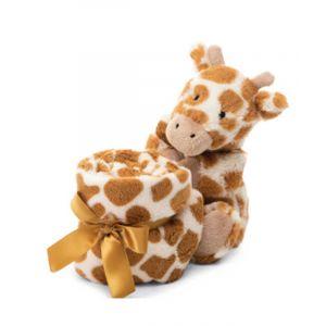 Jellycat Bashful Giraffe Soother