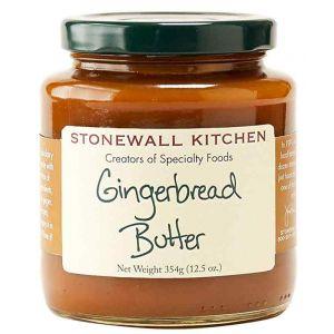 Gingerbread Butter