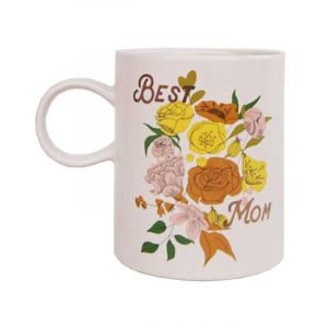Mom Floral Mug