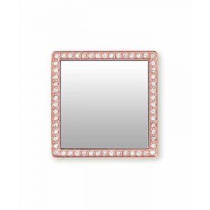 Square Rose Gold Phone Mirror