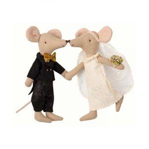 Mice Wedding Couple