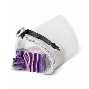 Loofah Net Soap Pouch