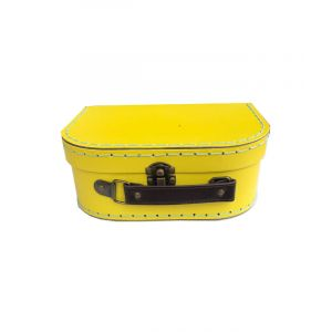 Yellow Kids Storage Case