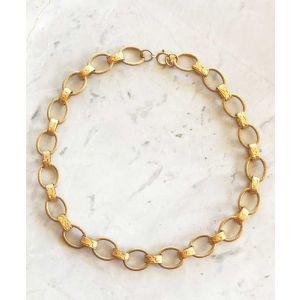 Bold Link Necklace