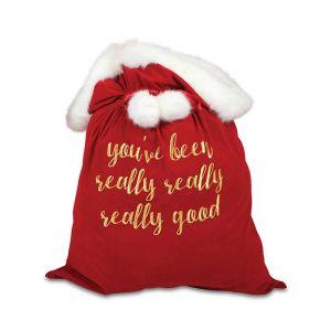 You've Been Really Good Santa Bag