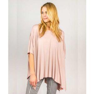 Rose Dolman Sleeve Top