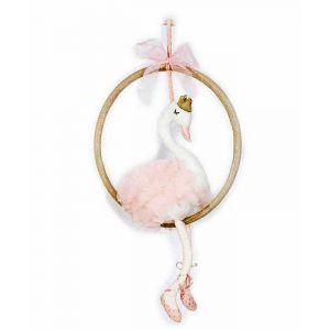 Selene Swan Ballerina Mobile