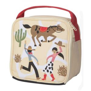 Rootin Tootin Lunch Bag