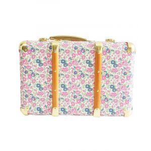 Petite Floral Suitcase