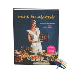 Mini Occasions Book and Mini