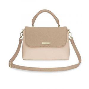 Talia Two Tone Messenger Bag
