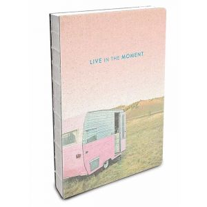 Live in the Moment Deconstructed Notebook