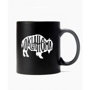 Oklahoma Bison Mug