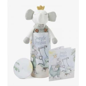 Elephant Prince Toy in Gift Box