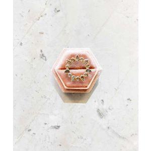 Athena Labradorite Ring