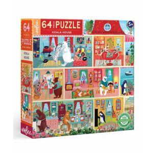 Koala House Puzzle